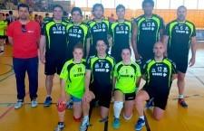 El CD Otíñar disputará el IV Campeonato de España de Veteranos de voleibol