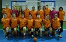El Sénior Femenino del GAB Jaén jugará en Primera División en la temporada 2016-17