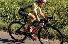 Yéssica Pérez, novena en su primera participación de la Copa de España de ciclismo en ruta