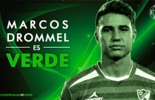 El Atlético Mancha Real ficha al lateral izquierdo Marcos Drommel