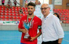 El Atlético Mengíbar FS, subcampeón de la Copa de Andalucía de Clubes
