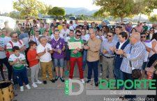 La afición en La Victoria (Real Jaén – Atlético Mancha Real)