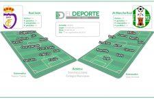 Real Jaén – Atlético Mancha Real: El derbi esperado