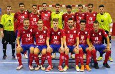 El Atlético Mengíbar FS inicia su sueño de plata en Puertollano