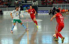 El Atlético Mengíbar FS se presenta en liga ante su afición