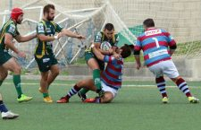 El Jaén Rugby Club logra su segunda victoria consecutiva