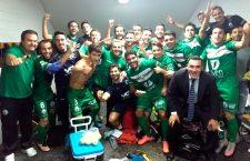 El Atlético Mancha Real logra una goleada ante el Extremadura