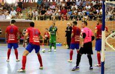 El Atlético Mengíbar pierde el derbi andaluz ante el UMA Antequera