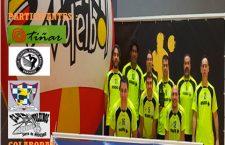 El voleibol se da cita este sábado en La Salobreja con el III Torneo CD Otiñar