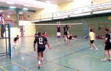 El CD Otiñar se impone en su III torneo de voleibol