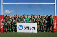 El Jaén Rugby Club logra su cuarta victoria consecutiva ante el Costa de Almería
