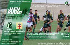 El Jaén RC intentará lograr su cuarta victoria consecutiva ante el URA Almería