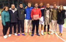 El Club Fuente del Rey-Enequipo y el Club de Tenis Linares ascienden Primera División del Andaluz por Equipos Absolutos Masculinos