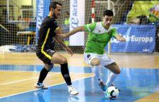 La intensidad prima sobre los goles en el duelo entre Palma y Jaén