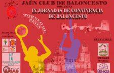 El Jaén CB presentará a sus equipos en sus IX Jornadas de Convivencia