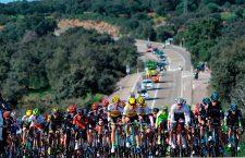 Arranca una Vuelta Ciclista Andalucía con protagonismo jiennense en la segunda etapa