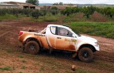 Cámara y Mata, cuartos en la general del Nacional de Rally Todoterreno tras la prueba de Baja Almanzora