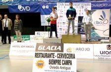 Guillermo Figueras, del CB Arjonilla, logra doble medalla de oro en Oviedo