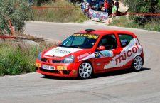 El equipo ubetense Reyes-Prieto participa en el Rally Costa de Almería