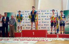 El arjonillero Guillermo Figueras se proclama doble campeón de España de bádminton