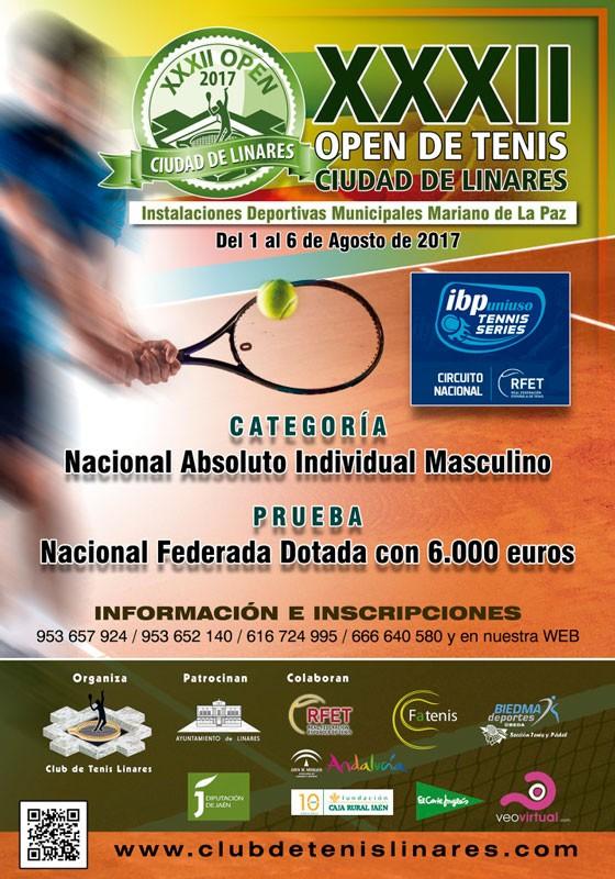 cartel_openLinares_tenis