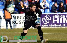 Lopito seguirá defendiendo la portería del Linares Deportivo