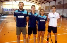 Tres jugadores del CB Arjonilla, convocados por la Federación Española para el Preeuropeo