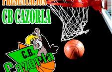 El CB Cazorla se presentará el 7 de septiembre