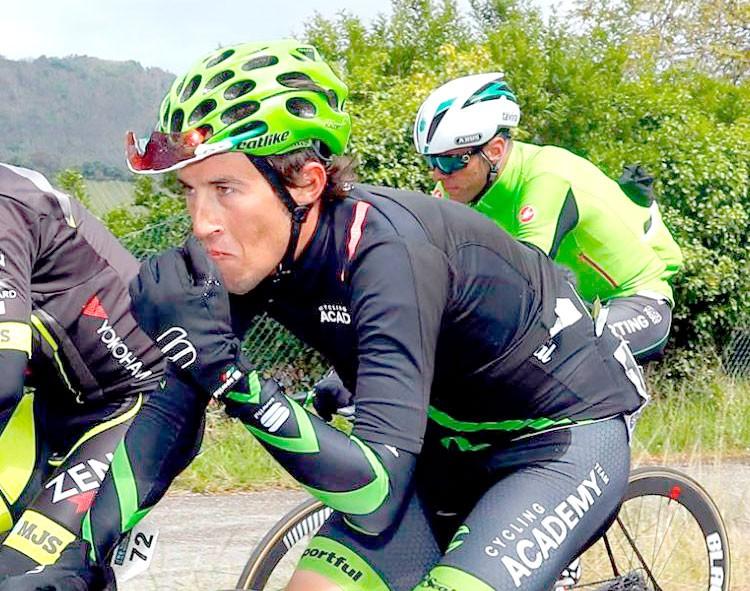 Díaz Gallego brilla en los alpes austríacos