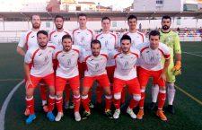 El Martos CD vence al Hispania en su quinto amistoso de pretemporada