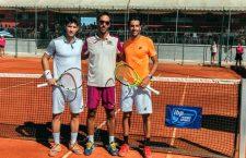 Alejandro Ibáñez, campeón del XXXII Open de Tenis 'Ciudad de Linares'