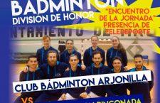 El CB Arjonilla vuelve este sábado a la División de Honor ante el CB Rinconada