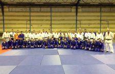 La Salobreja acoge este fin de semana la concentración de tres selecciones andaluzas de judo