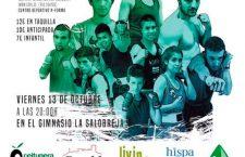 La XII Velada de Boxeo en torno a la Feria de San Lucas se celebrará este viernes en La Salobreja