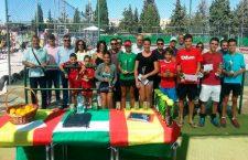 Celebrado en Úbeda el XII Trofeo Alcaldesa de Tenis