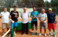 Celebrados el IX Torneo del Circuito 2017 Andalucía Tenis Tour de Nivel 2 y XXXIV Memorial 'Paco Quesada'