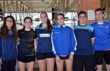 El CB Arjonilla logra buenos resultados en los Másteres Nacionales de Rinconada y Mazagón