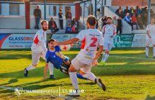 El Martos CD se lleva el duelo provincial ante el Linares Deportivo