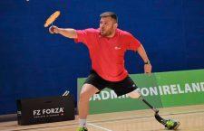 Simon Cruz, convocado por la Selección española para disputar el Europeo de Para-Bádminton