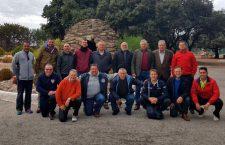 Alcalá la Real acoge un curso de formación permanente para árbitros de tenis