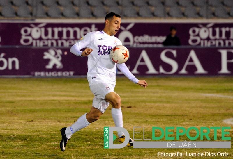 Nando Copete, nuevo delantero para el Linares Deportivo