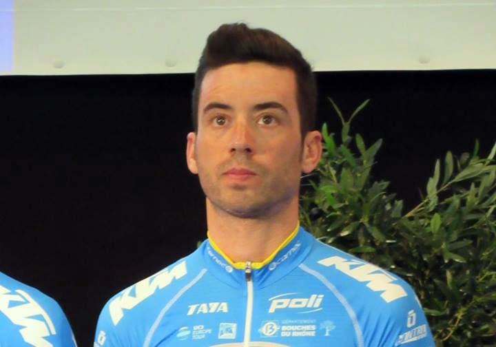 Javi Moreno peleará con Delko por la Vuelta a Andalucía