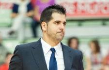 Francis Sánchez, nuevo entrenador del CB Cazorla, tras la renuncia de Jesús Gutiérrez