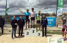 Javier Poza y Adrea Comino vencen en el Rally en Baeza de la Copa Diputación