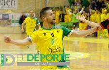 Jordi Campoy renueva con el Jaén FS
