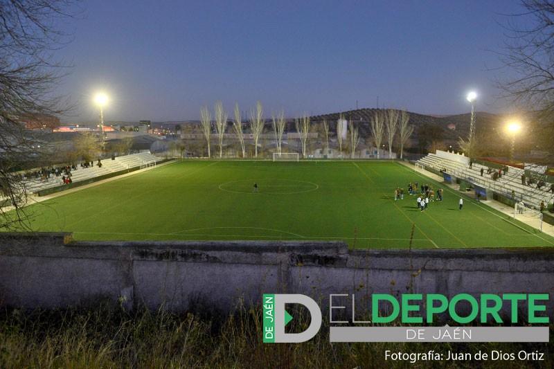 campo de fútbol sebastián barajas en jaén