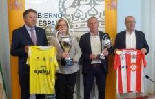 La subdelegada del Gobierno recibe a los finalistas de Copa