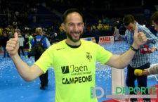 Jesús Torres seguirá siendo el preparador físico del Jaén FS la próxima campaña