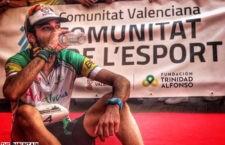 Abdelfatah Dalal, subcampeón en la prueba de la Copa de España de carreras de montaña