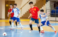 Antonio Pérez, convocado con la Selección española Sub-19 de Fútbol Sala para jugar dos amistosos